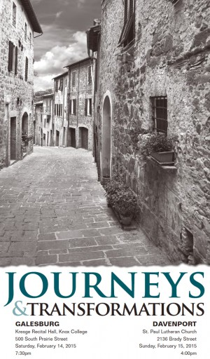 Journeys and Transformations